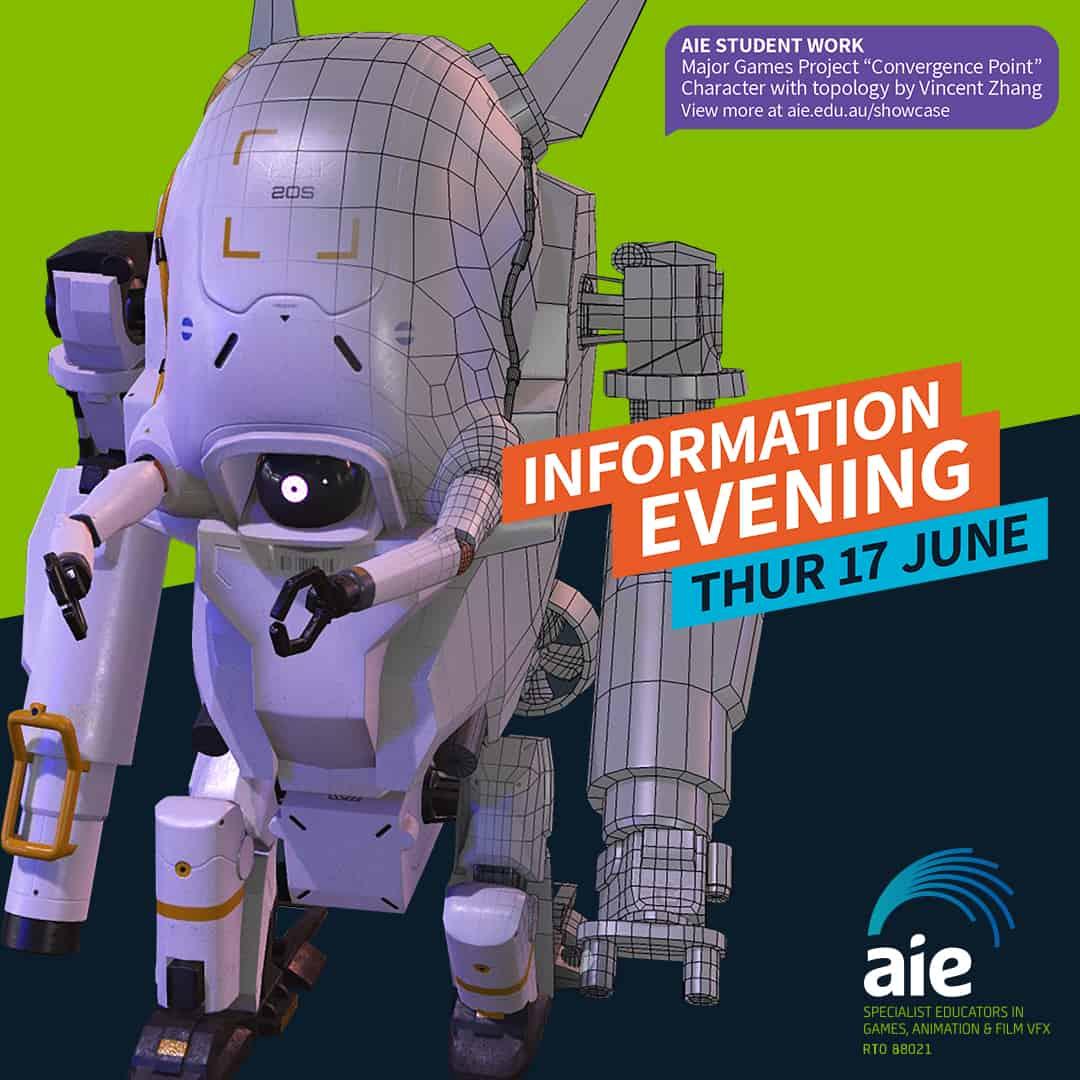 Information Evening June 2021 Square Image   AIE