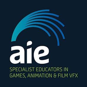 Academy Of Interactive Entertainment | Logo