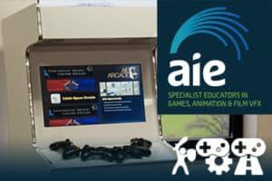 AIE | Arcade Cabinet