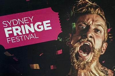 AIE Alumni | Sydney Fringe Festival
