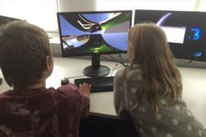 AIE | Code Camp | Kids Make Their Own Games