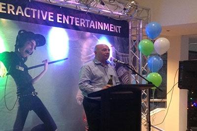AIE   Graduate Showcase   Industry