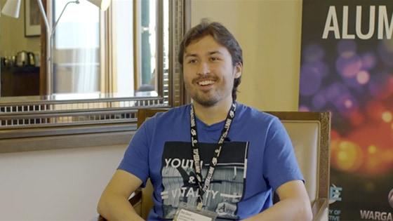 Ben Davis | AIE Graduate Success