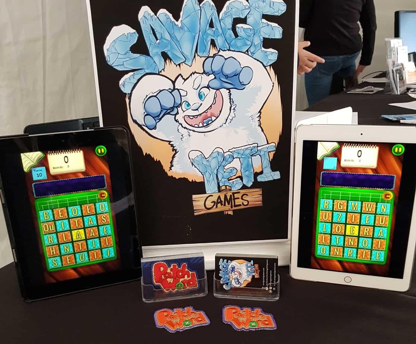 Game Design SAvage Yeti | Academy of Interactive Entertainment