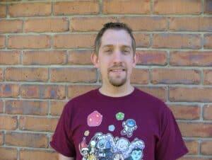 My Journey into AAA Games Development - Ben Driehuis Profile Photo   AIE Alumni