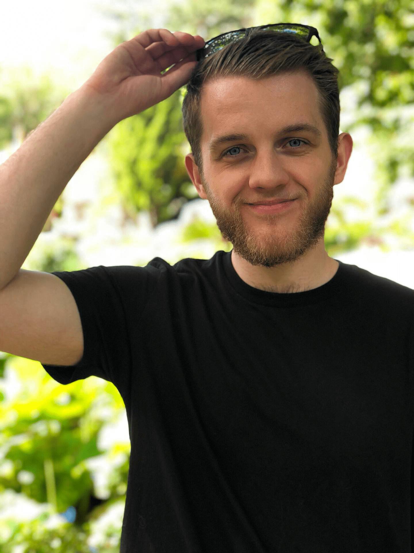 My Journey into Game Cinematics - Jacob King Profile Image   AIE Workshop