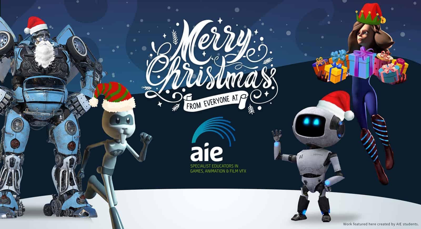 Happy Christmas 2020 | AIE