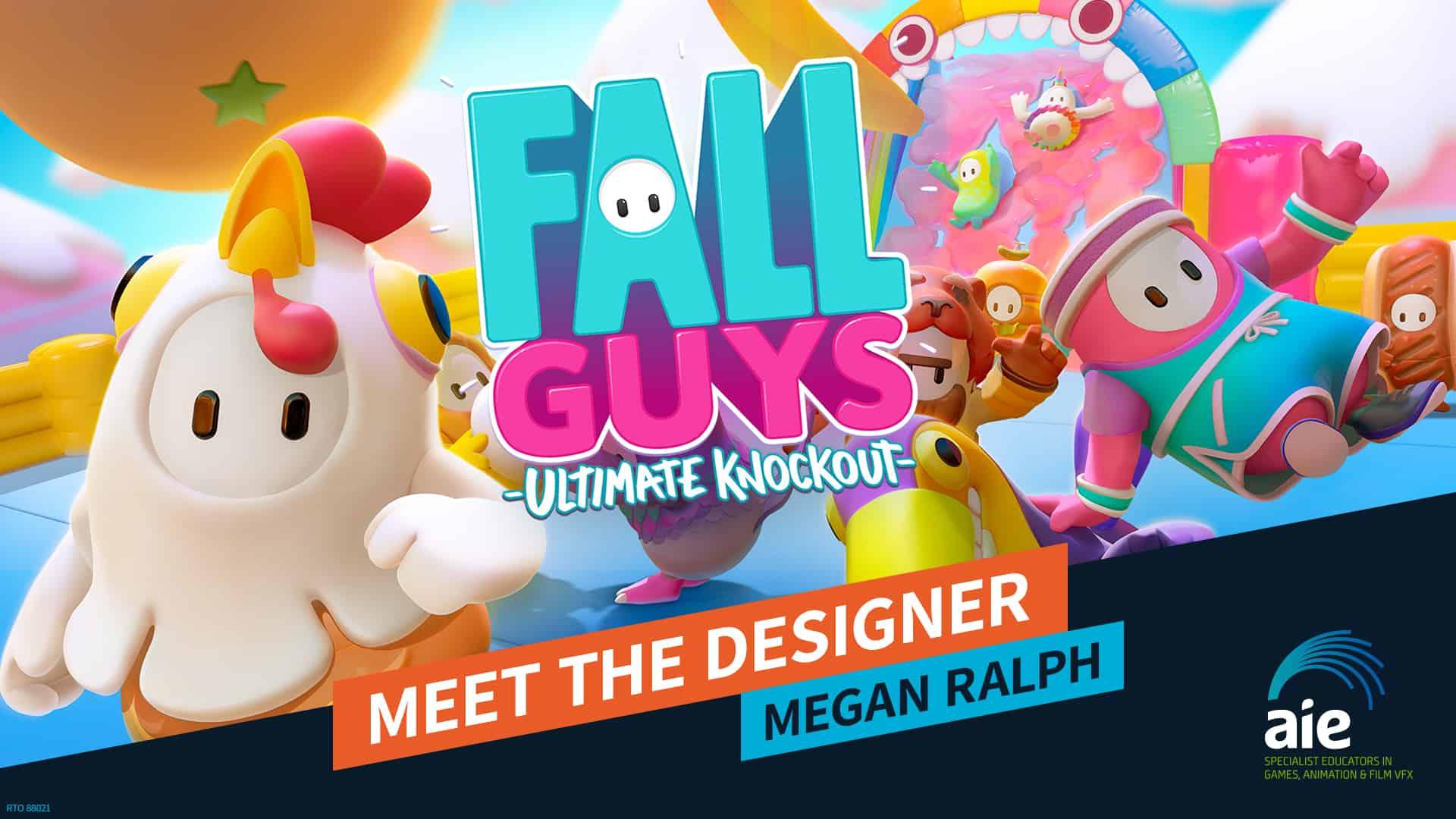 Meet the Designer: Megan Palph | AIE Workshop
