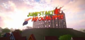 Jumpstart Apocalypse VR game by Tasty Biscuit team!